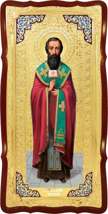 Образ православной иконы - Святой Василий Великий