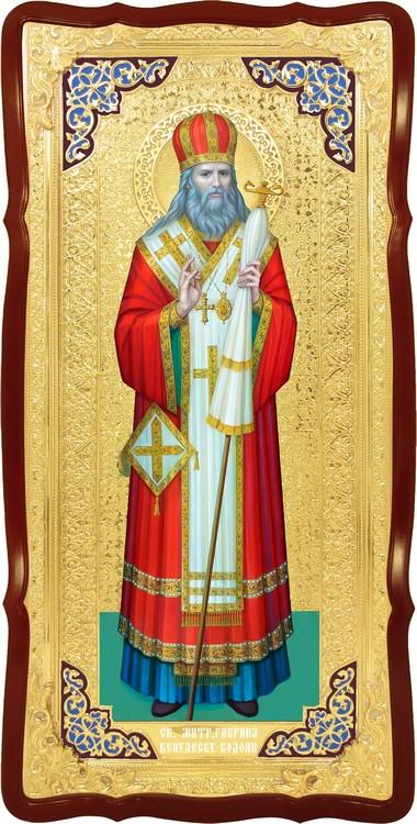Икона для церкви Святой Гавриил Бэнулеску-Бодони