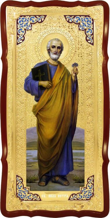 Икона для церкви Святой Петр ростовая