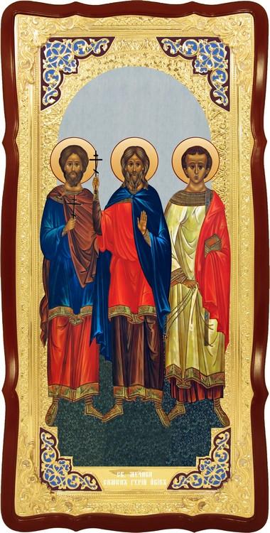 Икона для киота Святой Самон