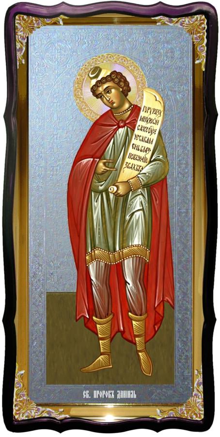 Святой Даниил пророк большая храмовая икона