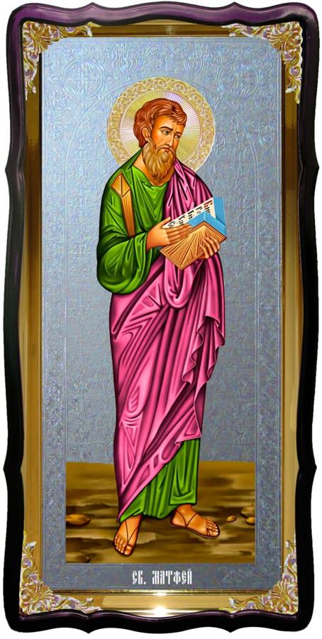 Святой Матфей  в каталоге церковных икон