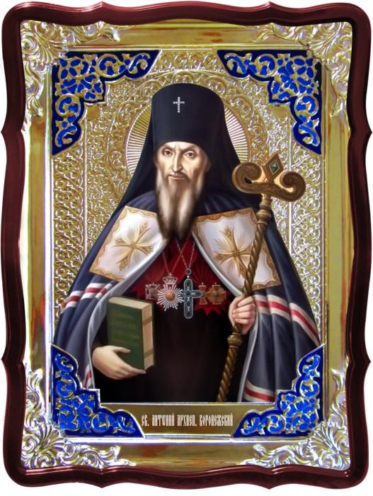 Православные иконы все на заказ в лавке: Святой Антоний Воронежский
