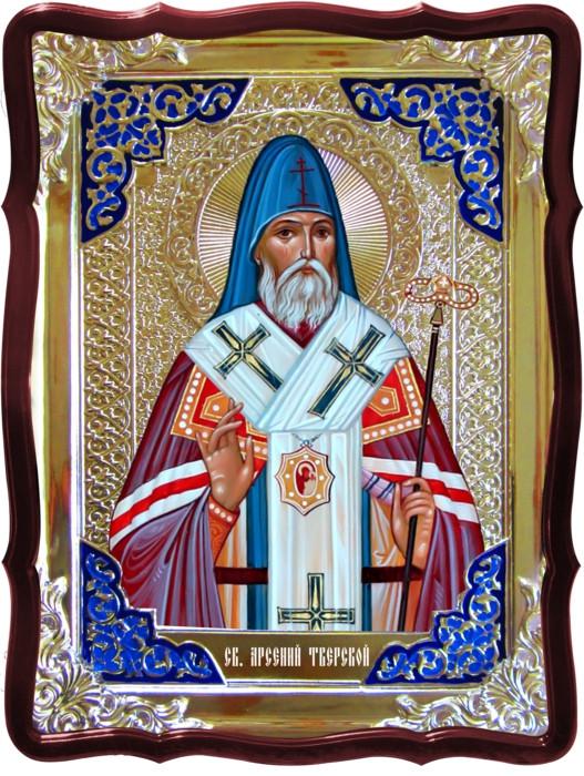 Вера православная не обходится без иконы Святого Арсения
