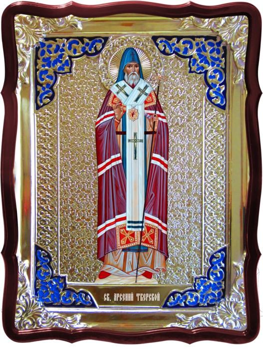 Русь православная почитает иконы Святого Арсения Тверского