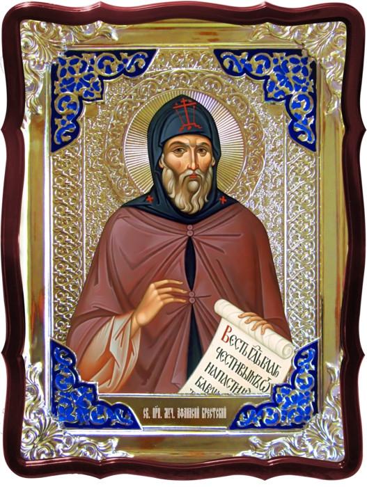Значение икон для храмов сложно переоценить: Святой Афанасий Брестский