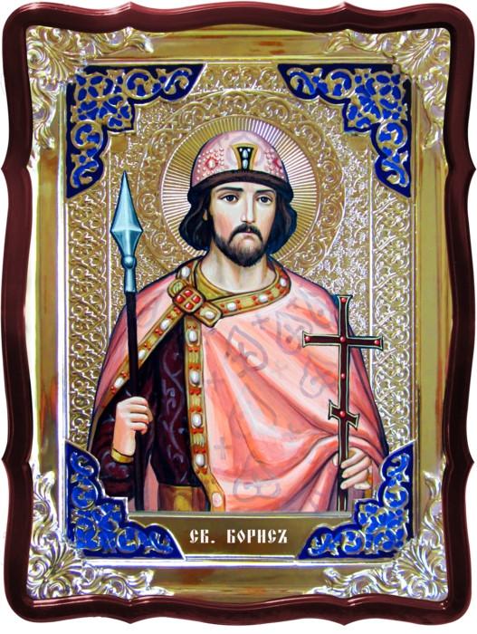 Изображение икон православия в каталоге - Святой Борис