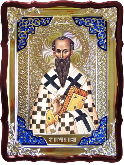 Иконы для православной церкви -  Святой Григорий