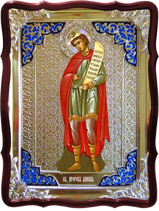 Святые люди на православных иконах: Святой Даниил пророк