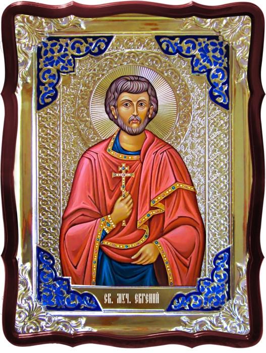 Церковные иконы и их значение в современном мире - Святой Евгений
