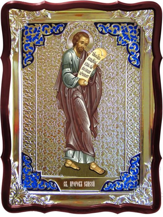 Все святые иконы по каталогу: Святой Елисей пророк