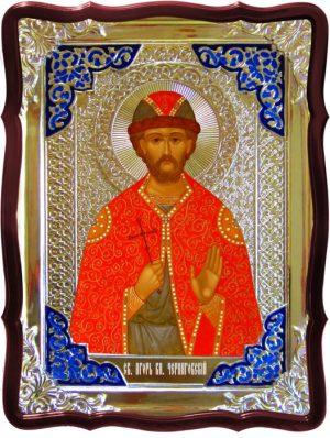 Вера православная не обходится без иконы Святого Игоря Черниговского