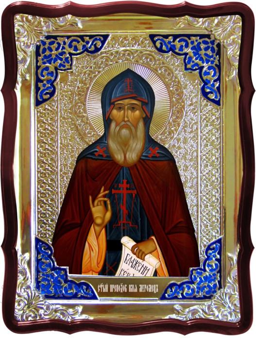Образы святых на православных иконах - Святой Илья муромец