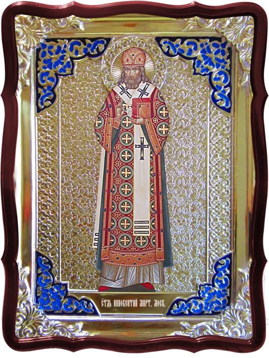 Название икон православной церкви: Святой Иннокентий Московский