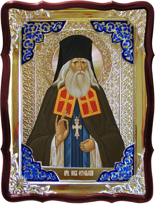 Иконы для дома или храма -  Святой Иов Угольский