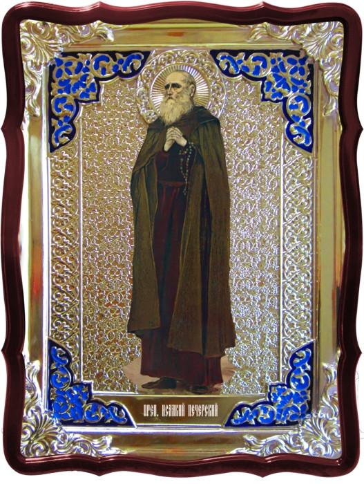 Иконы православной церкви -  Святой Исаакий Печерский