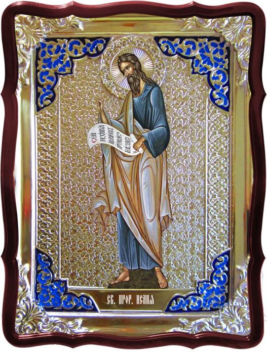 Старинные иконы в нашем каталоге -  Святой Исаия пророк