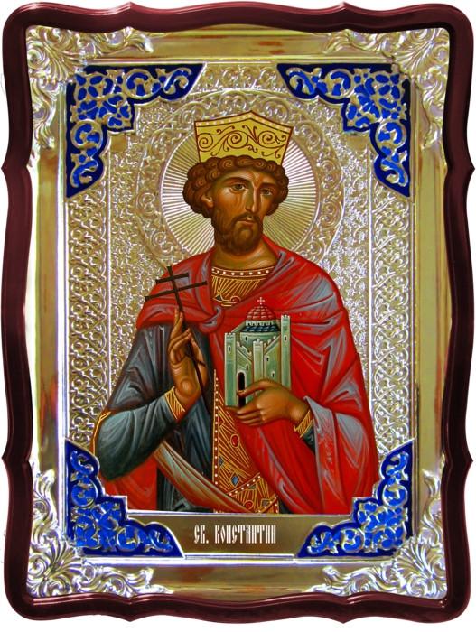 Иконы с названиями по каталогу Святой Константин