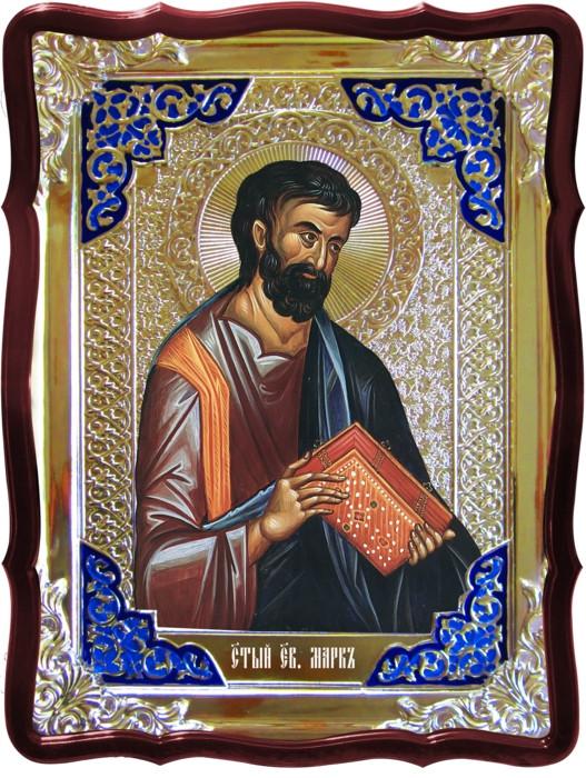 Кто такие святые можно узнать с икон каталога: Святой Марк евангелист (виз.)