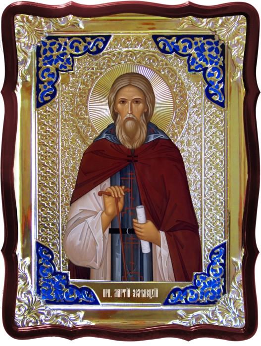 Святые на иконах православной церкви - Святой Мартирий Зеленецкий