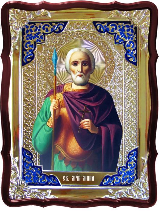 Иконы православные и их значение для людей: Святой Мина
