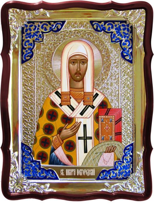 Православная вера не обходится без иконы Св. Никита Новгородский