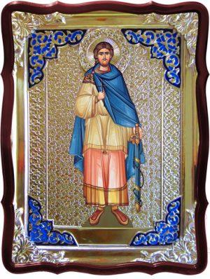 Вера православная не обходится без иконы Св. Никита