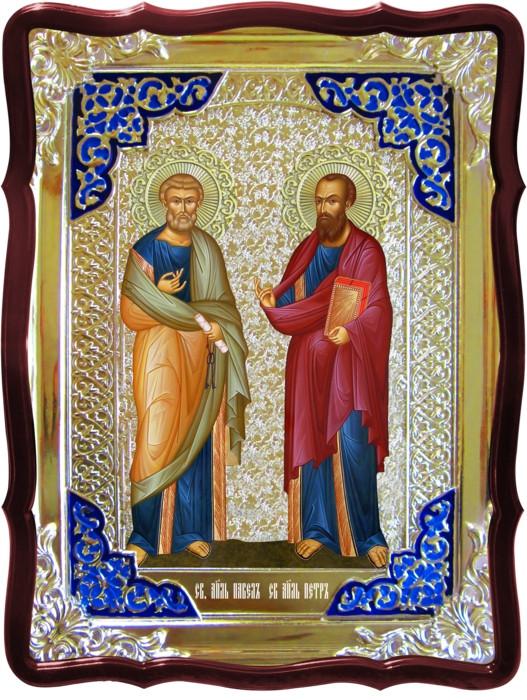 Иконы и их названия по каталогу: Святой Петр и Павел