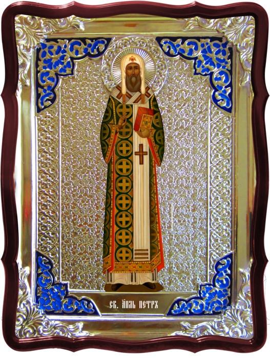 Лики святых в православии: Святой Петр московский