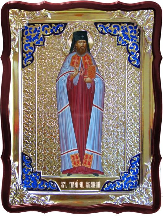 Иконы православные и их значение для людей: Святой Тихон Задонский