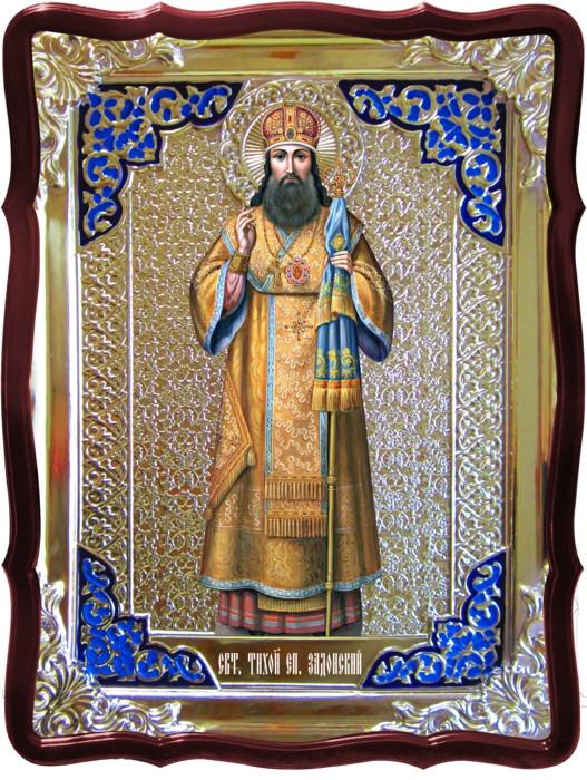 Все иконы православия в нашем каталоге: Святой Тихон Задонский
