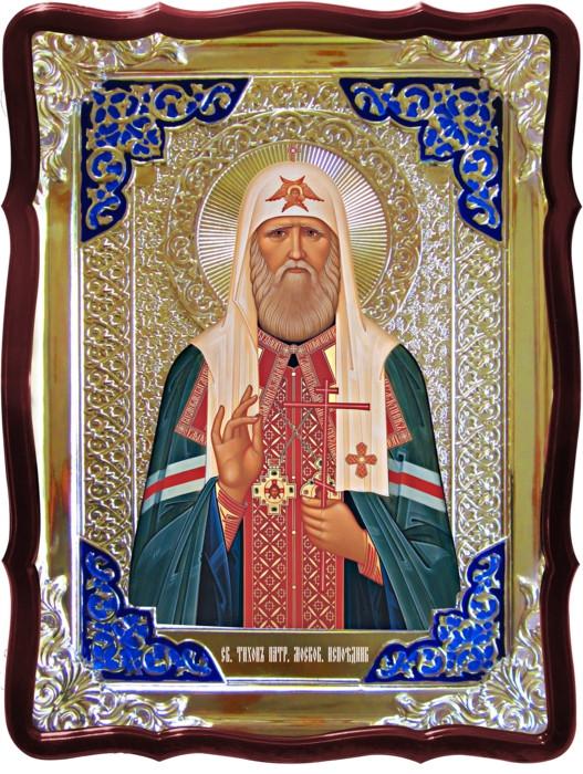 Церковные иконы и их значение в современном мире - Святой Тихон патриарх Московский