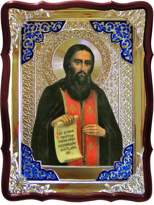 Образы святых на православных иконах - Святой Феодосий