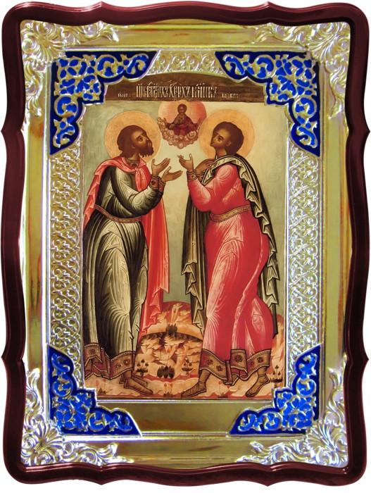 Продажа икон по каталогу - Святой Флор и Лавр