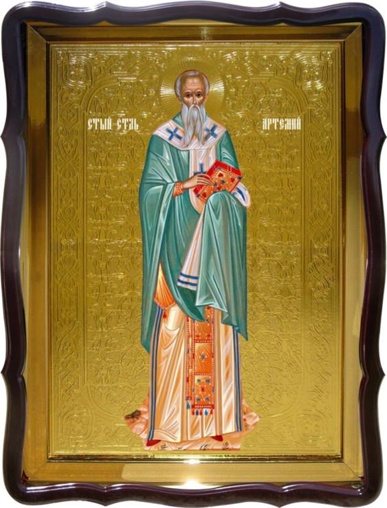 Икона Святой Артемий для храма заказать в лавке