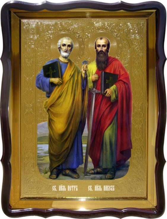 Икона православной церкви - Святой Петр и Святой Павел для церкви