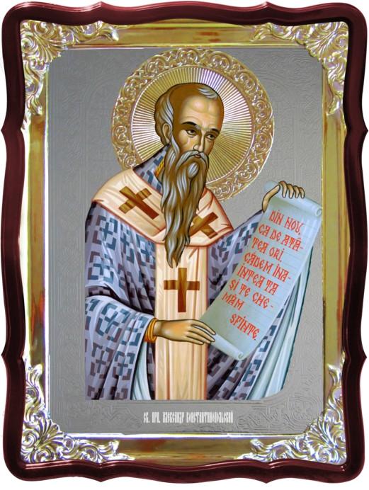 Икона православной церкви - Александр Константинопольский