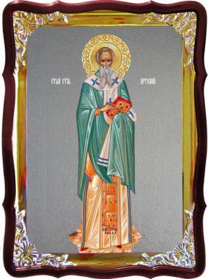 Икона Артемий солунский епископ храмовая
