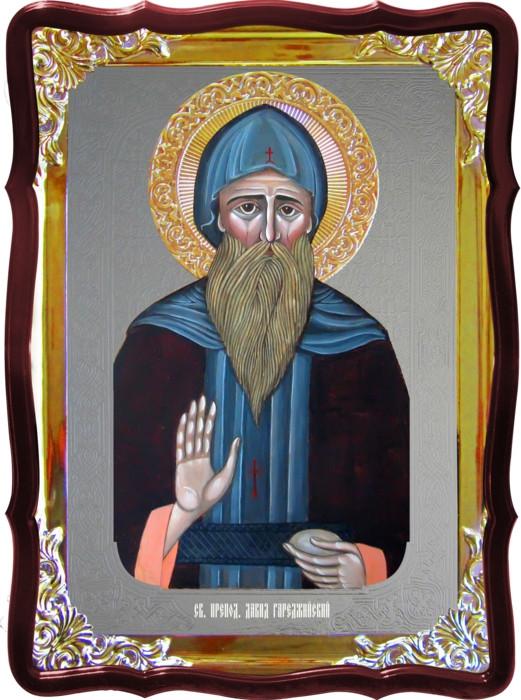 Икона Давид Гареджийский для дома или храма