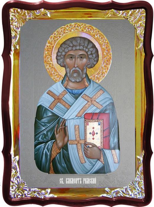 Икона Климент римский в каталоге икон