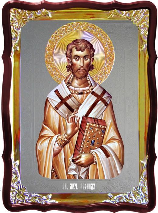 Икона Леонид  для храмов и соборов