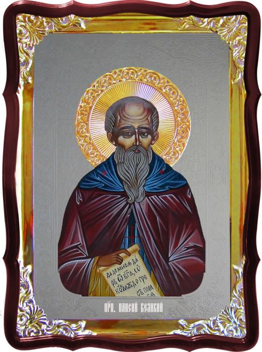 Икона Паисий Великий для церкви