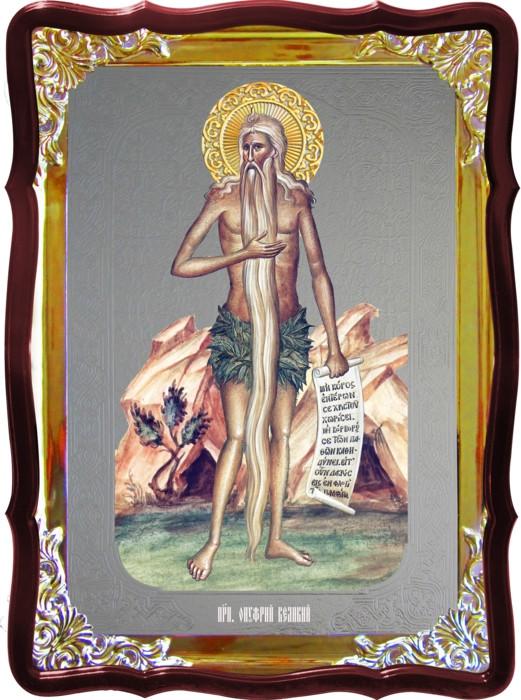 Икона православной церкви - Онуфрий ростовая для дома или храма