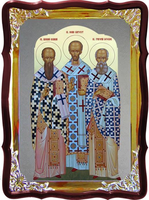 Икона Святители Христовы для дома или храма