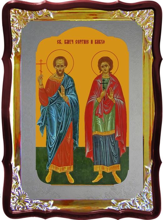 Икона Сергий и Вакх для храма