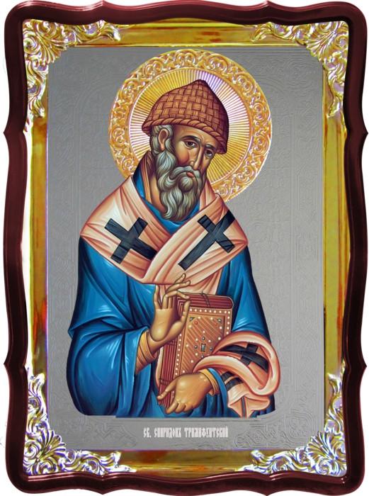 Икона Спиридон  в каталоге икон