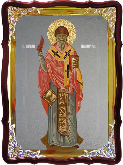 Икона Спиридона для православной церкви