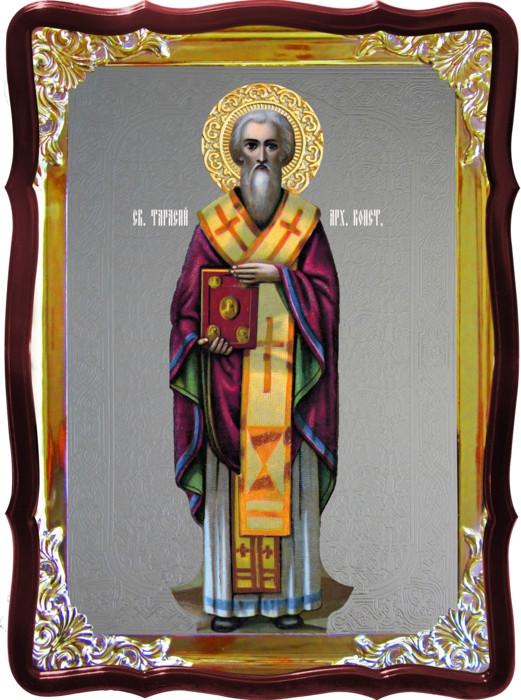 Икона Тарасий  в нашем каталоге икон