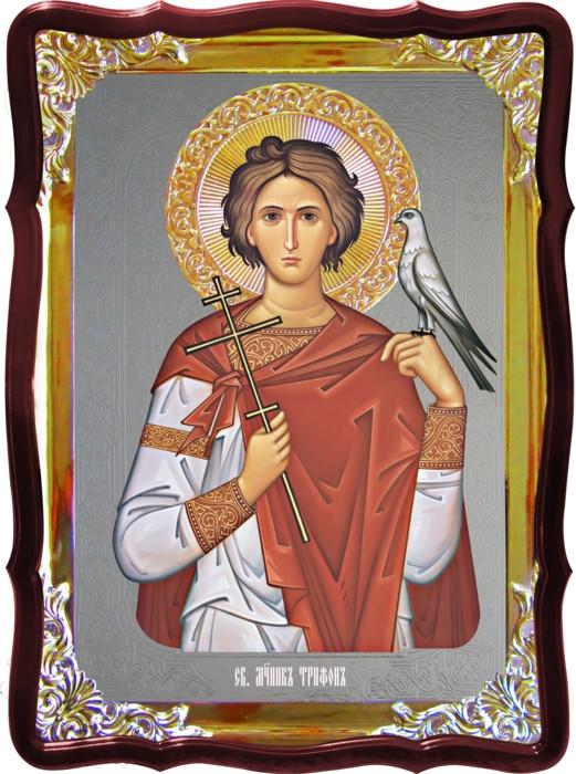 Икона Св. Трифон  для собора