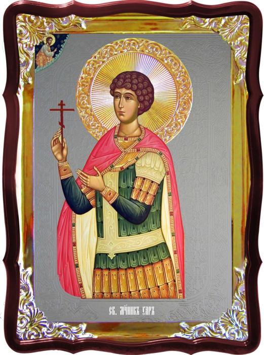 Икона Святого Уара для православной церкви